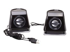 Accessory Power Computer Speaker System, GGBP2MX100BKUS, 36550531, Speakers - PC