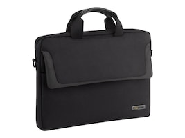 SOLO 14.1 Laptop Slim Brief, CLA112-4, 10697139, Carrying Cases - Notebook