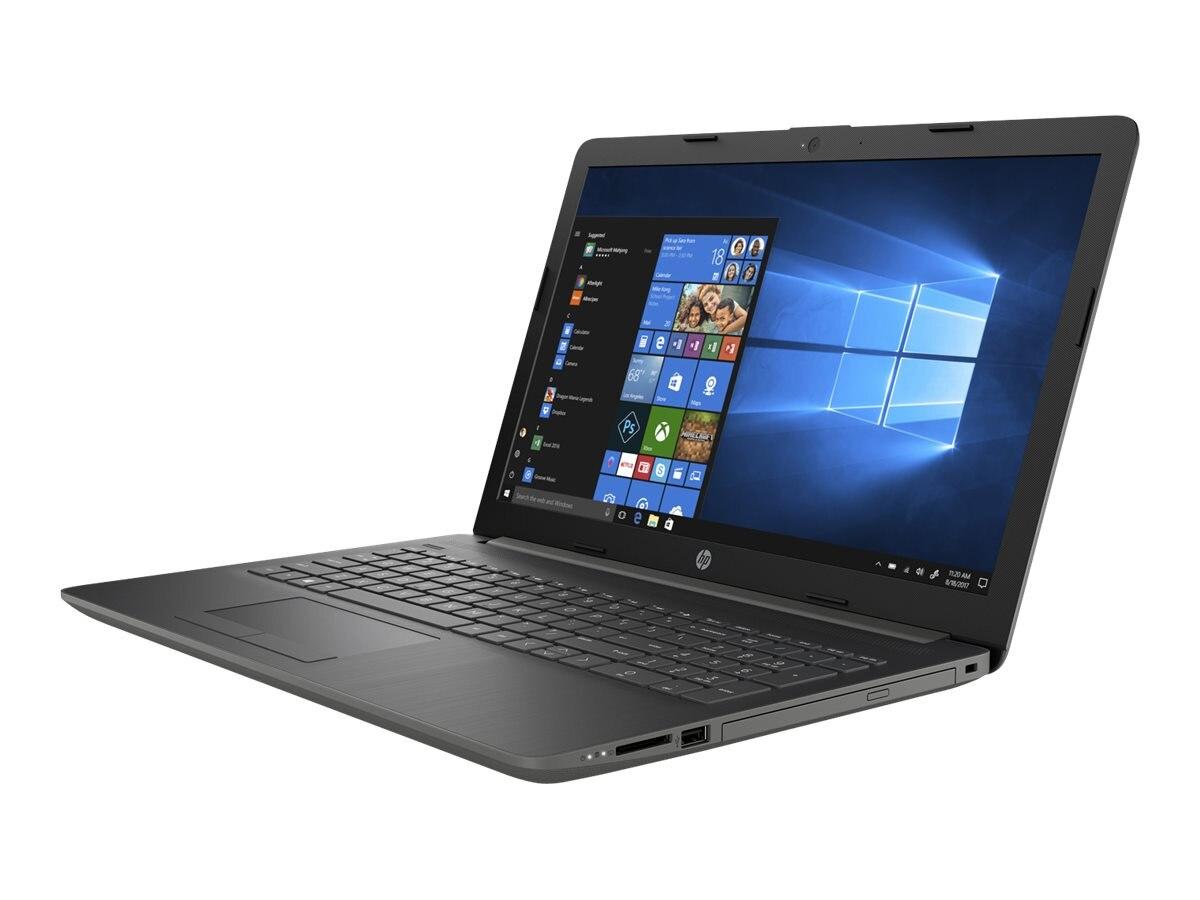 "HP 15-DB0072NR 15.6/"" Laptop AMD A9-9425 4GB 1TB Win 10 Smoke Gray//Silver"