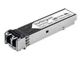 StarTech.com GbE Fiber SFP Transceiver, Multimode, LC, 550m, SFPGESST, 15062976, Network Transceivers