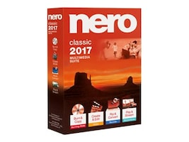 Nero Corp. Nero 2017 Classic ESD, AMER-10070000/558, 33793473, Software - Digital Conversion