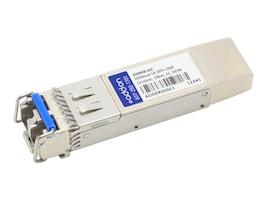 AddOn 10GBase-LR SFP+ 1310nm 10km LC SM Transceiver (HP JD094B), JD094B-AO, 16757788, Network Transceivers