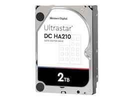 HGST 2TB SATA 7.2K RPM Ultra 512n SE 3.5 Internal Hard Drive - 128MB Cache, 1W10002, 32200939, Hard Drives - Internal