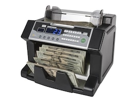 Royal Sovereign Bill Counter 300 Hopper 1200 Bills Min Frontloading, RBC-3100, 31203855, Cash Drawers