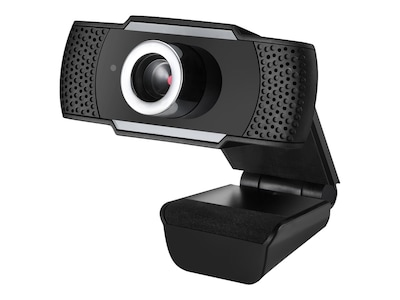 Adesso 1080P HD USB WebCam w  Built-in Mic & 2.1MP CMOS Sensor, CYBERTRACK H4, 38316107, WebCams & Accessories