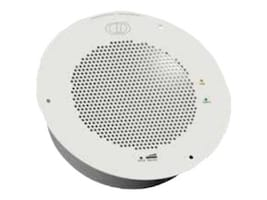 CyberData SIP Speaker PoE SPKRRAL 9002, Gray White, 011393, 32487925, Speakers - Audio