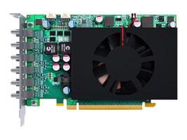 Matrox C680 PCIe 3.0 x16 Graphics Card, 4GB GDDR5, C680-E4GBF, 33944868, Graphics/Video Accelerators