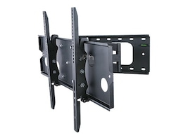 Monoprice Titan Series Corner Friendly Full-Motion Articulating TV Wall Mount Bracket for 32-60 Displays, 8586, 35716025, Stands & Mounts - Digital Signage & TVs