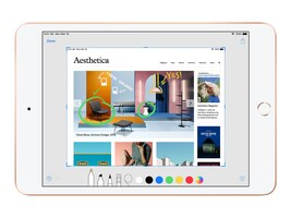 Apple iPad Air 10.5, 64GB, WiFi+Cellular, Gold, MV172LL/A, 36794480, Tablets - iPad