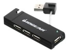 IOGEAR 4-Port Hi-Speed USB 2.0 Hub, Instant Rebate - Save $1, GUH285W6, 10242661, USB & Firewire Hubs
