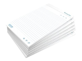 Livescribe Top-Bound Lined Notepad #1-6 (5 x 8), 6 Pack, ANX-00006, 35885638, Office Supplies