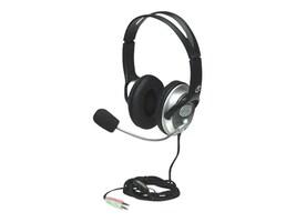 Manhattan Stereo Headset, 175555, 16817496, Headsets (w/ microphone)