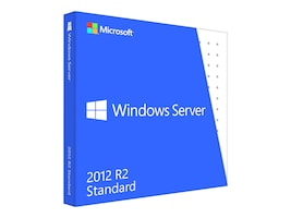 Microsoft Windows Server Standard 2012 R2 64-bit DVD + 5-client, P73-05966, 16519780, Software - Operating Systems