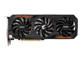 Gigabyte Tech GeForce Aorus GTX 1060 PCIe Graphics Card, 6GB GDDR5, GV-N1060AORUS-6GD R2, 34481164, Graphics/Video Accelerators