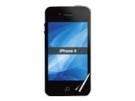 Green Onions Supply Glossy Screen Protectors (2), (1) Back Protector for iPhone 4 4S, RT-SPIP401, 15200136, Protective & Dust Covers