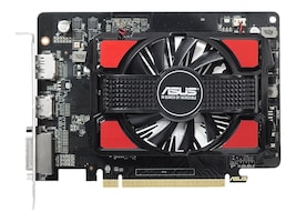 Asus R7250-2GD5 Main Image from Front