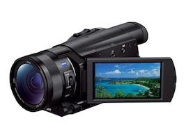 Sony FDRAX100/B Main Image from Right-angle