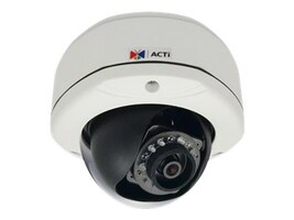 Acti 3MPIX Outdoor Dome Camera w  Adaptive IR, E72A, 17745279, Cameras - Security