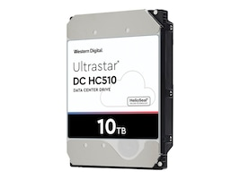 HGST 10TB UltraStar He10 SATA 6Gb s 512e SE 3.5 Internal Hard Drive, 0F27606, 32077037, Hard Drives - Internal