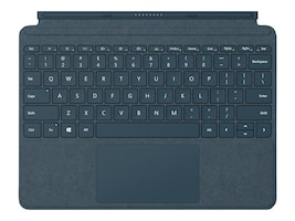 Microsoft Surface Go Signature Type Cover, Cobalt Blue, KCT-00021, 35871501, Keyboards & Keypads