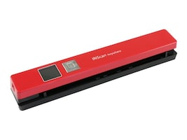 IRIS Iriscan Anywhere 5 Sheetfed Portable Scanner, Red, 458843, 33532687, Scanners