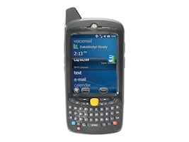 Zebra Symbol MC67 Kit HSPA+ 802.11abgn Imager 512MB 2GB Numeric Keypad Win Mob 6.5 1.5x Battery, KT-67NA-PBABAB0030, 23951183, Portable Data Collectors