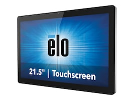 ELO Touch Solutions 21.5 I-Series Full HD LED PCAP Touchscreen Signage Display, Black, E611675, 35406019, Monitors - Touchscreen