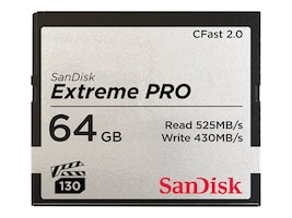 SanDisk SDCFSP-064G-A46D Main Image from Front