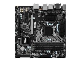 Microstar Motherboard, B150M Mortar mATX B150 LGA1151 Core i7 Family Max.64GB DDR4 6xSATA 4xPCIe GbE, B150M MORTAR, 30722581, Motherboards