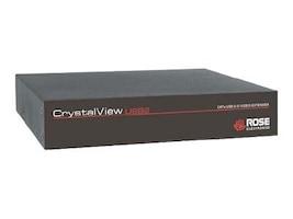 Rose Dual VGA USB 2.0, 150 Extender, CRK-2VH4U2TP-150, 32139533, Network Transceivers