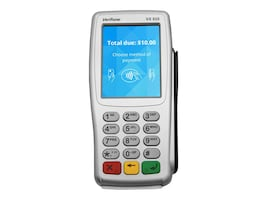 VeriFone VX820, 160MB SC 3SAM STD KEYPD, W CTLS, M282-703-CB-R-3, 37800554, Keyboards & Keypads