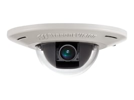Arecontvision 3MP In-ceiling Mount Indoor Vandal Resistant Dome IP Camera, AV3455DN-F, 16787098, Cameras - Security