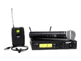 Shure ULX Standard Series Wireless Combo Microphone System, ULXS124/85-G3, 35645423, Microphones & Accessories