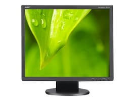 NEC 19 AS193I-BK LED-LCD Monitor, Black, AS193I-BK, 16092501, Monitors - LED-LCD