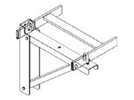 Chatsworth Cable Runway, Support Bracket, 11746-718, 12174972, Rack Cable Management