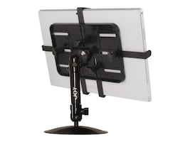 Joy Factory Unite Desk Stand for 7-12 Tablets up to 1 Thick, MNU211, 21014989, Stands & Mounts - Desktop Monitors
