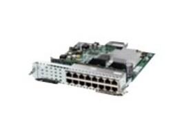 Cisco Enhanced Ethernet Switch L2 L3 SM-16GE PoE, SM-ES3G-16-P=, 10880275, Network Device Modules & Accessories