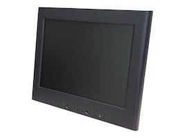 GVision 12.1 P12DS LCD Monitor, Black, P12DS-JA-4000, 31025649, Monitors