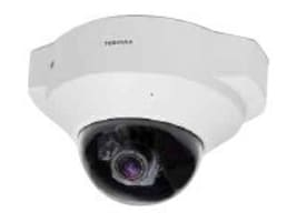 Toshiba IK-WD14A H.264 2MP Indoor Mini-Dome Camera, WDR, PoE, IK-WD14A, 13307634, Security Hardware