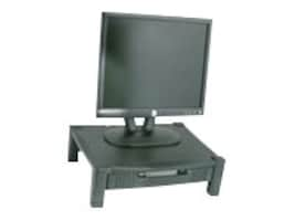 Ergoguys 15 x 13 Single Level Adjustable Monitor Stand With Drawer, MS420, 33750650, Stands & Mounts - AV