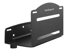 StarTech.com Adjustable Computer CPU Wall Mount, Black, CPUWALLMNT, 34643506, Stands & Mounts - AV