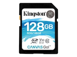 Kingston SDG/128GB Main Image from Front