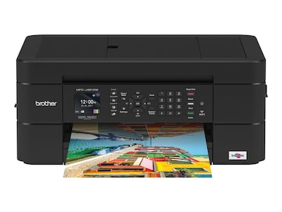 Brother MFC-J491dw Compact Color Inkjet All-In-One, MFC-J491DW, 35624972, MultiFunction - Ink-Jet