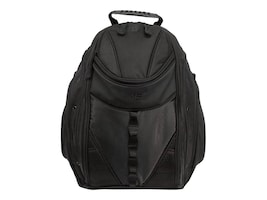 Mobile Edge Express Backpack 2.0 for Up to 16 Laptops, Black, MEBPE12, 17847195, Carrying Cases - Notebook