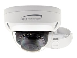 Speco 2MP HD-TVI AHD CVI Analog Outdoor Dome Camera with 3.6mm Lens, VLD1A, 35637829, Cameras - Security