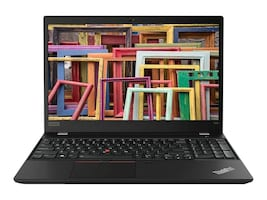 Lenovo TopSeller ThinkPad T590 1.8GHz Core i7 15.6in display, 20N4001TUS, 36710231, Notebooks