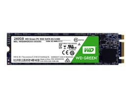WD 120GB WD Green SATA 6Gb s M.2 2280 Internal Solid State Drive, WDS120G2G0B, 35068291, Solid State Drives - Internal