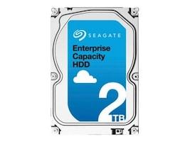 Seagate 2TB Enterprise Capacity SATA 6Gb s 512n 3.5 Internal Hard Drive, ST2000NM0008, 33160537, Hard Drives - Internal