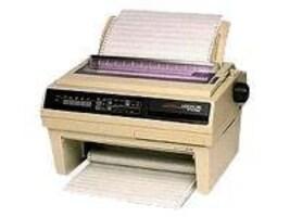Oki MicroLine 395 Dot Matrix Printer, 62410501, 22180, Printers - Dot-matrix