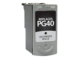 V7 0615B002 Black Ink Cartridge for Canon FAX-JX200 & PIXMA iP1600, iP1700, iP1800, iP2600, MP140, V70615B002, 18447986, Ink Cartridges & Ink Refill Kits - Third Party